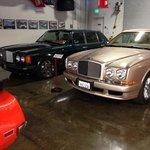 2 Bentley's