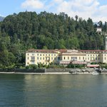 Grand Hotel Villa Serbelloni from the lake