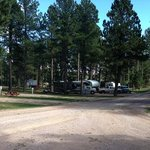 Fort Welikit Campground, Custer South Dakota