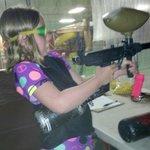 My Little sharpshoter!