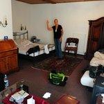 Room 31 Family Room at Hotel Laimer Hof