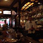 The great bar at Jake's