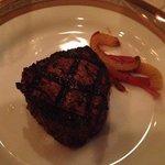 the best steak ever.. 7 oz filet