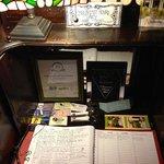 Reception at Amherst Inn