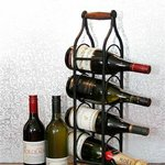 selection of wines in rooms