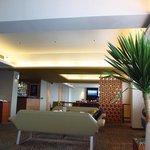 Executive lobby view 1