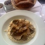 truffle risotto! loved it!