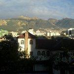 Vista de Quito desde hab. 305