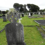 A Co. Cavan church and graveyard