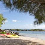 Villa Pointe beach
