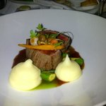 Wonderful steak dish