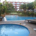 Pool at Hotel Acapulco