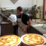 Photo de Pizzeria Porta Messina