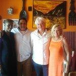 """con gli amici al ristorante etiope """"africa"""""""