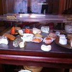 What a cheese trolley!