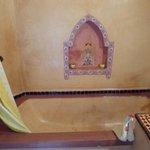 Vasca da bagno della camera Safia