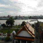 チャオプラヤー川の写真その1