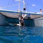 Easy snorkeling