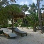 Zona de playa