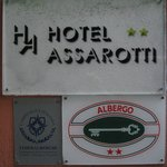 Photo de Hotel Assarotti