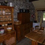 Cider Press Cottage kitchen