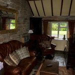 Cider Press Cottage lounge