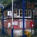 Bodmin station cafe