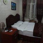 Camera singola con letto matrimoniale