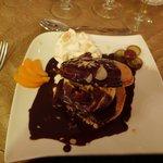 Macaroon / chewy meringue - yummy