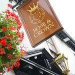 Front of The Rose and Crown