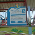 Montaña Rusa, Roller Coaster
