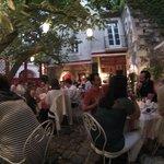 La terrasse du Bouchon . by C&L