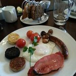 The amazing Irish breakfast