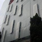 FACHADA HOTEL REGENTE