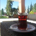 Some afternoon Turkish Tea.