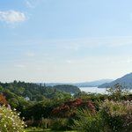 View from Terrace over Lake Windermere