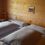 Room with large comforters to keep you warm    -  Obersteinberg Hotel