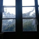 Vindow view--wow!     -  Obersteinberg Hotel