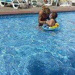 piscina de pequeños