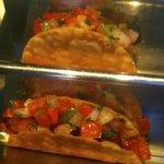 Fish tacos...ehhhh