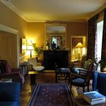 Drawing room - snuggle up and read a good book