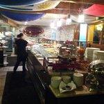 Food Buffet Bar
