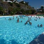 AquaTropic wave pool