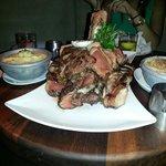 120 oz steak