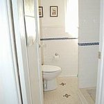 Duplex Bathroom #1 -- Shower