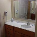 Bathroom (carpeted area)