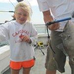 Deep-sea fishing trips every Friday