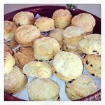 Delicious homemade scones Mmmmm