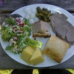 Our lovely Ploughman's