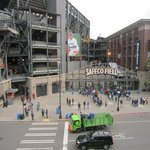 View of Safeco Field from 442